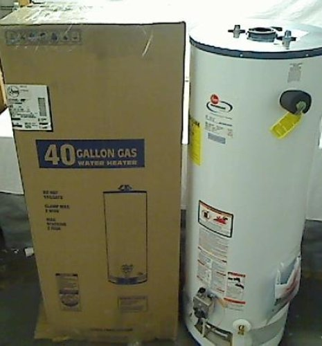 Rheem 42vr40 40f High Efficiency Natural Gas Water Heater