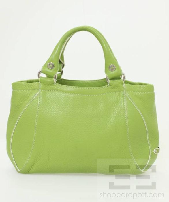 MoDA Cellphone/Travel Document Mini Crossbody Handbag (Lime (Green)), Women's (leather) CONNEXITY Know exactly where your passport and boarding pass are located when you stow them in this mini crossbody handbag.