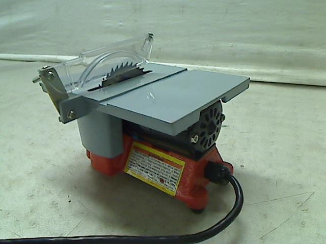 4 Inch Mighty Mite Table Saw Mini Table Saw Tadd Ebay