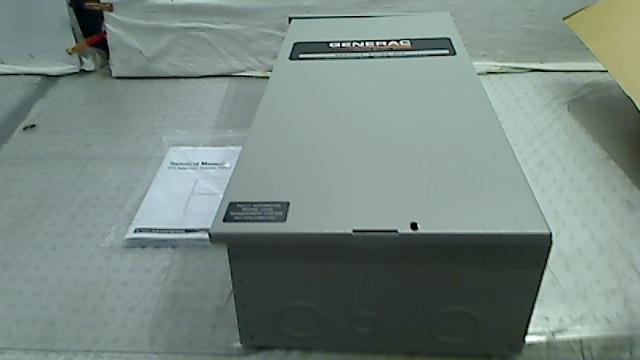 Generac Rtsd200a3 Nexus Smart Switch 200 Amp Service Rated