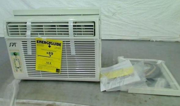 Energy star Window Air Conditioner 12000 BTU cooling Capacity 3 fan