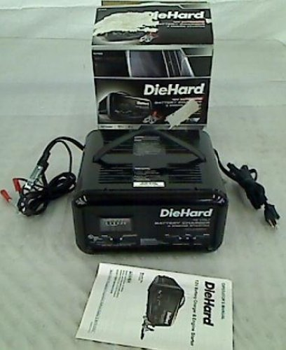 Craftsman Diehard 12 Volt Battery Charger Amp Engine Starter