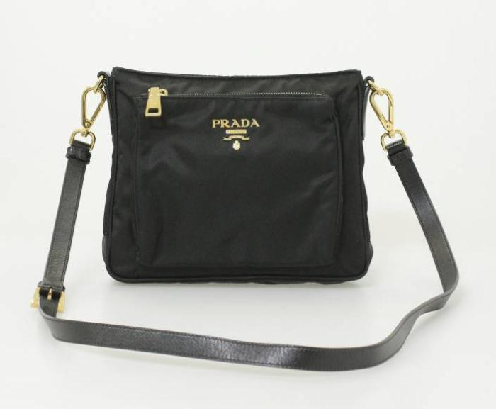 Prada Crossbody Nylon Bag