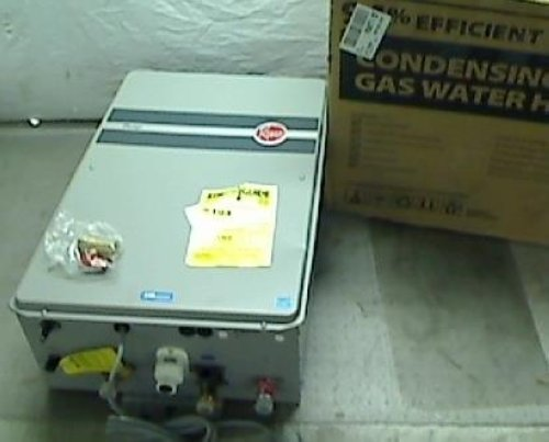 Rheem Rtgh 95dvln Indoor Direct Vent Tankless Natural Gas Water Heater On Popscreen
