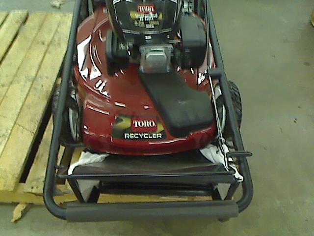 Toro recycler 22 briggs stratton 190cc engine variable for Briggs and stratton motor locked up