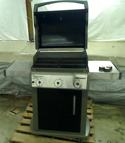 weber spirit e 310 3 burner propane gas grill ebay. Black Bedroom Furniture Sets. Home Design Ideas