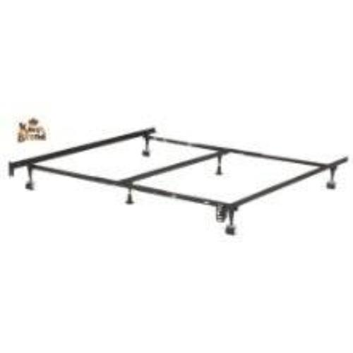 Adjustable Bed Frame Queen To King : Heavy duty leg adjustable universal twin full queen
