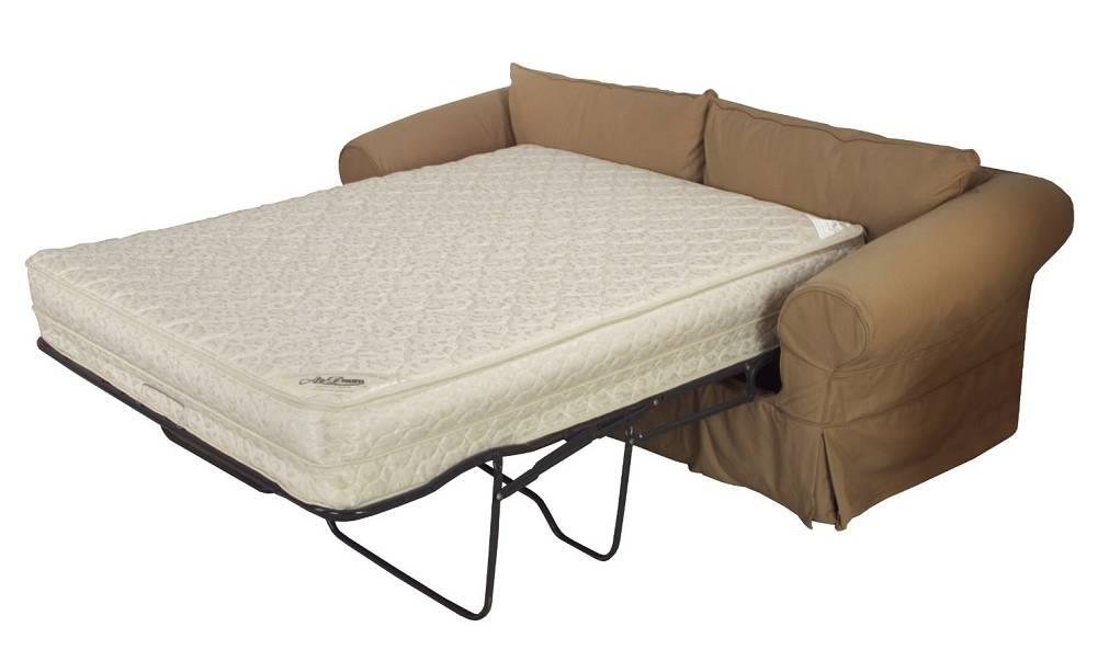 Leggett platt air dream queen sleeper sofa mattress ebay Air bed sofa sleeper