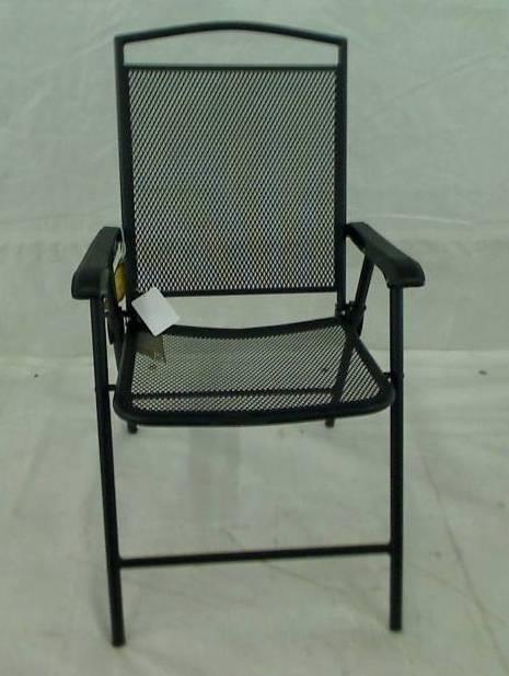 Steel Mesh Patio Chairs Uptown Collection Patio Bistro Chair Steel Mesh Model Courtyard