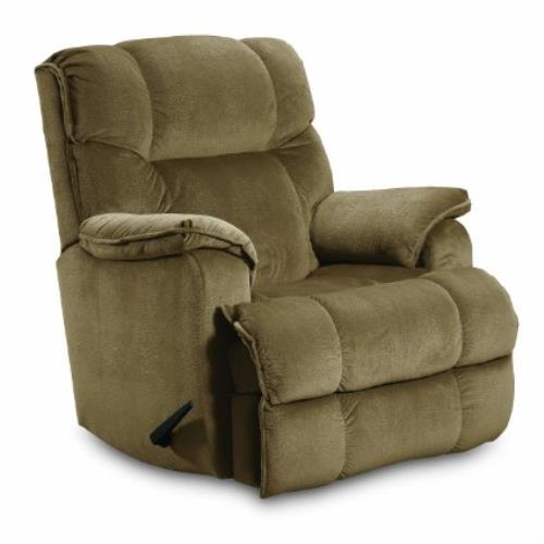 Lane Comfortking Grant Rocker Recliner For Big And Tall