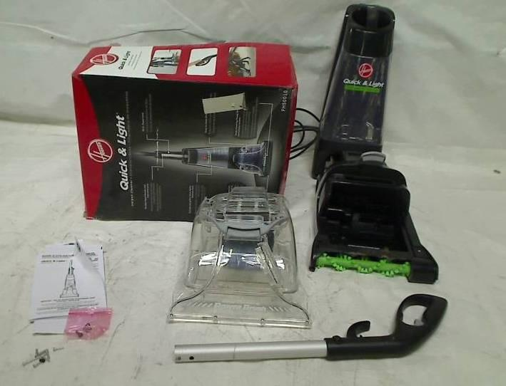 Details about Hoover SteamVac Carpet Cleaner FH50010