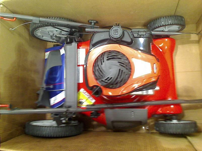 Husqvarna 5521p 21 140cc briggs stratton gas powered 3 for Briggs and stratton motor locked up