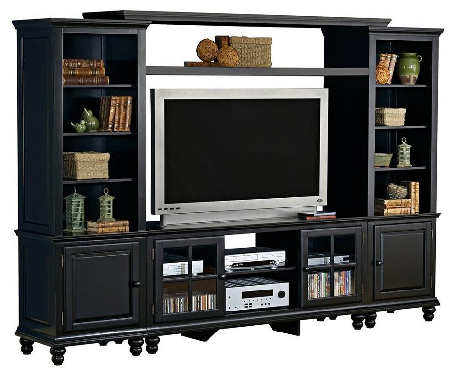 About Hillsdale Grand Bay Large Entertainment Wall Unit