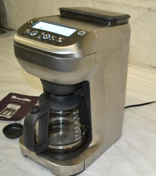 Breville BDC550XL The Youbrew Glass Drip Coffee Maker eBay