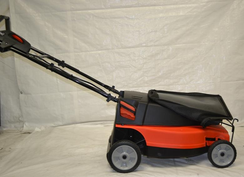 Lawn Hog Parts : Black decker mm lawn hog quot amp electric mulching