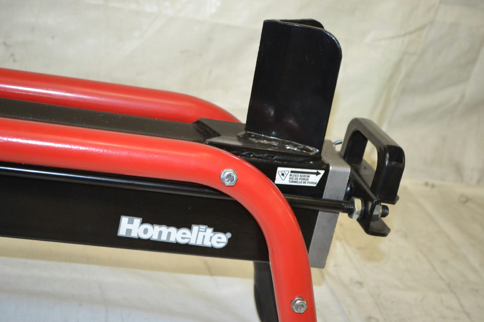 What Is The Best Log Splitter Electric Homelite