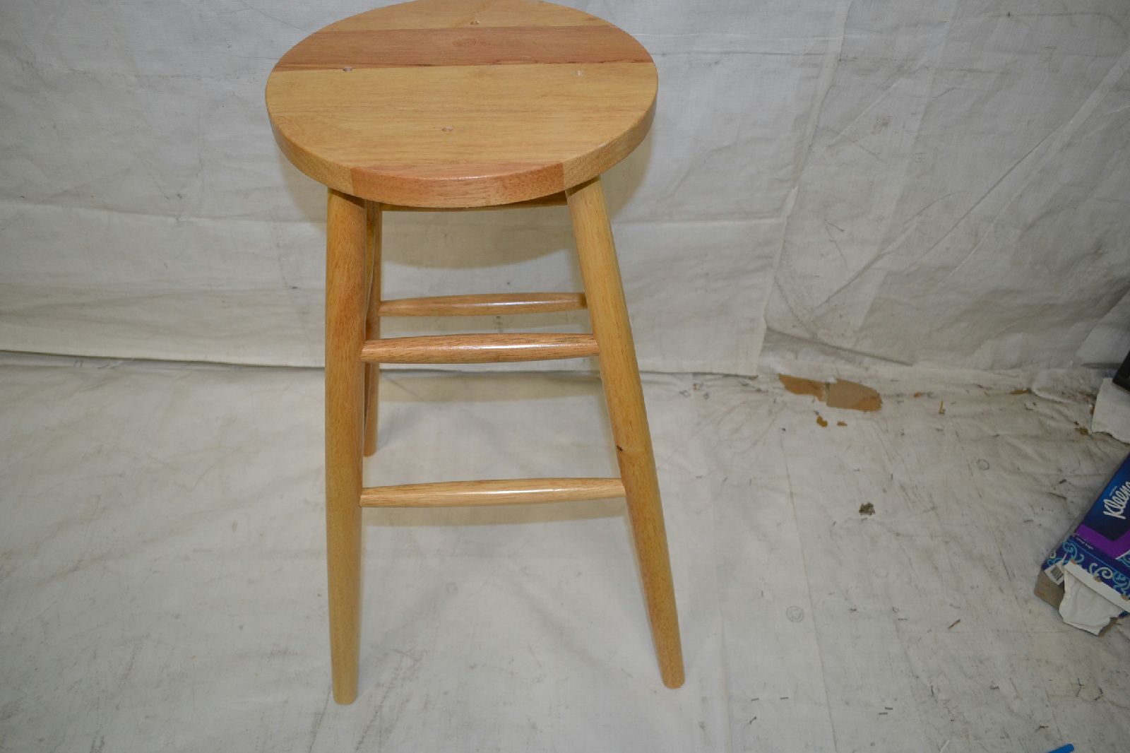 Winsome Wood 30 Inch Windsor Swivel Seat Bar Stool