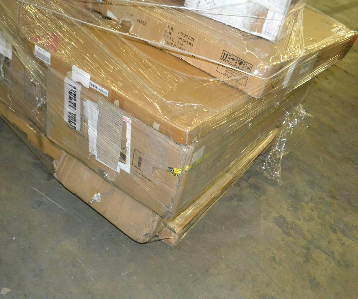 WHOLESALE PALLET:HUMIDIFIER, EXERCISE EQUIPMENT , FIRE