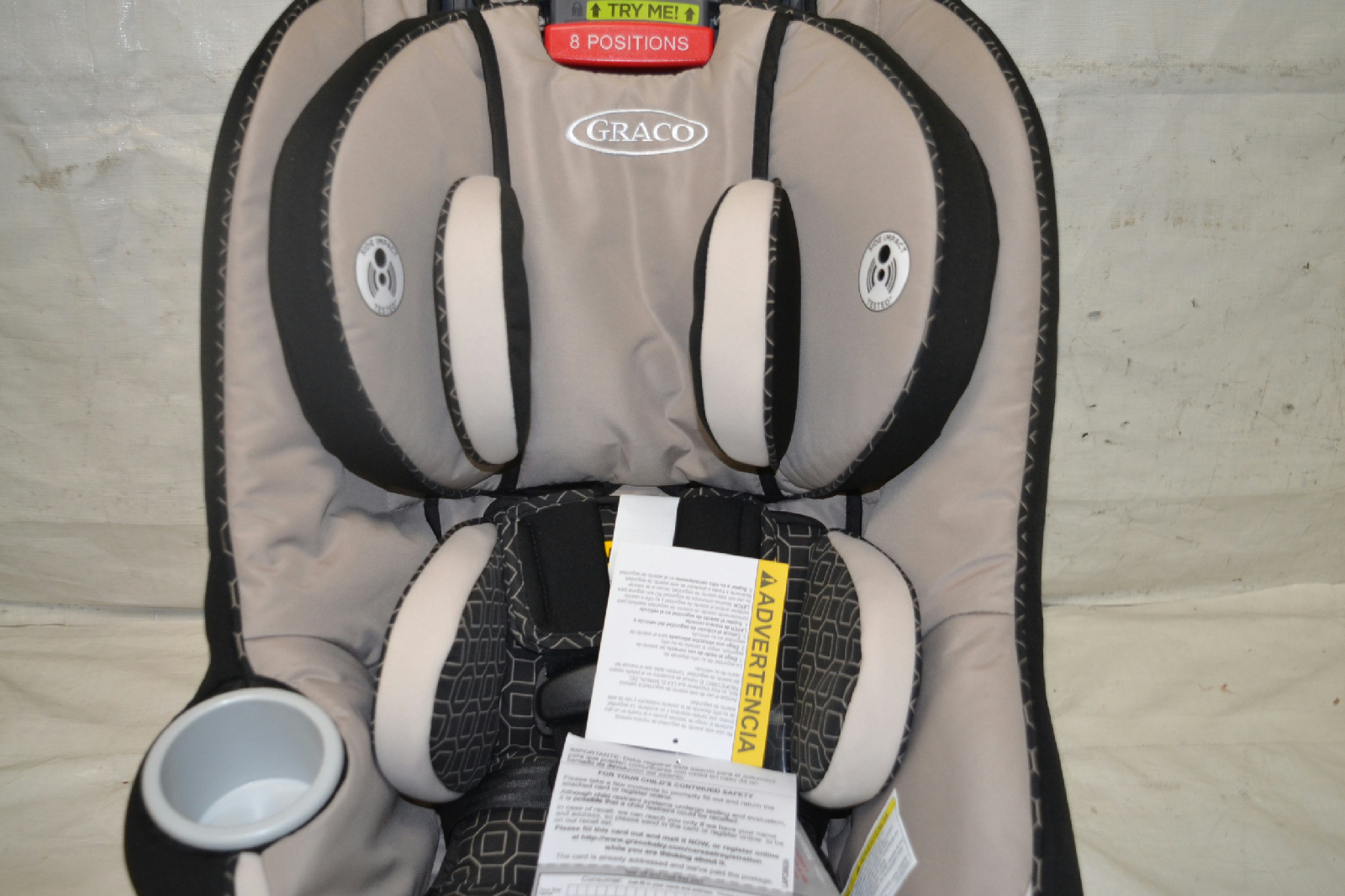 Graco Ever Extendfit  In  Car Seat
