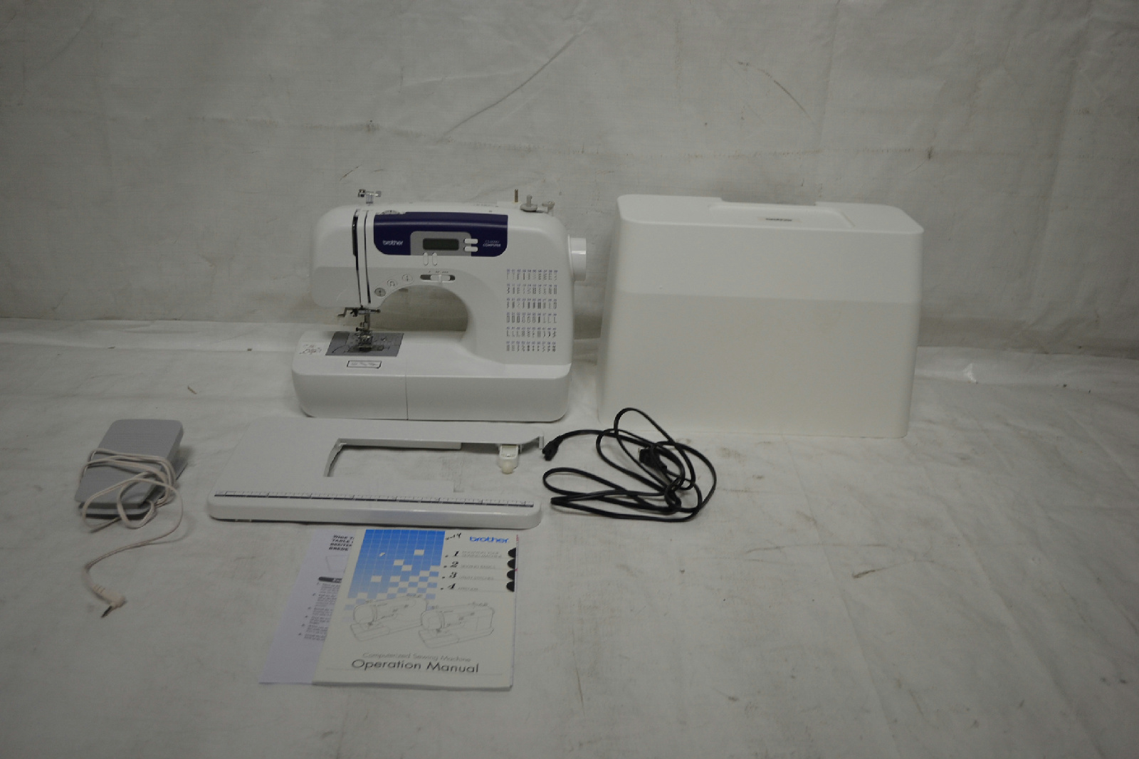 cs6000i 60 stitch computerized sewing machine with wide table