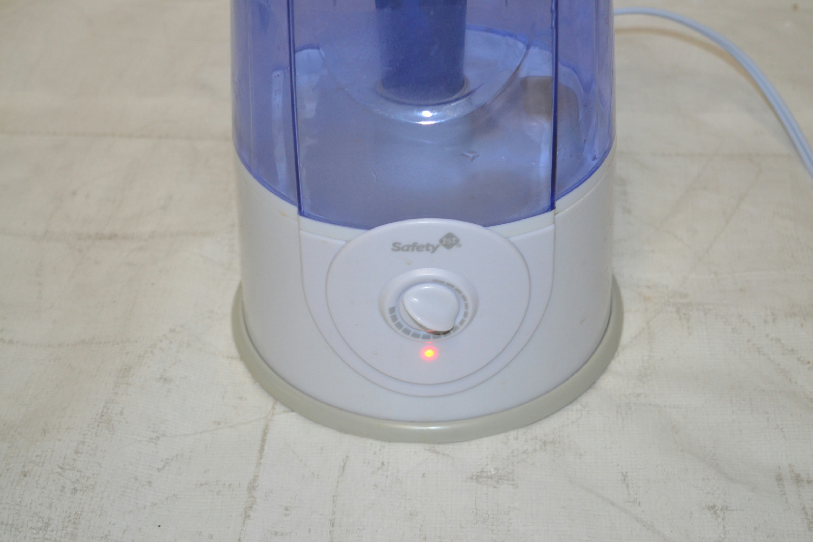 Details about Safety 1st Ultrasonic 360 Humidifier Blue #3F4F8C