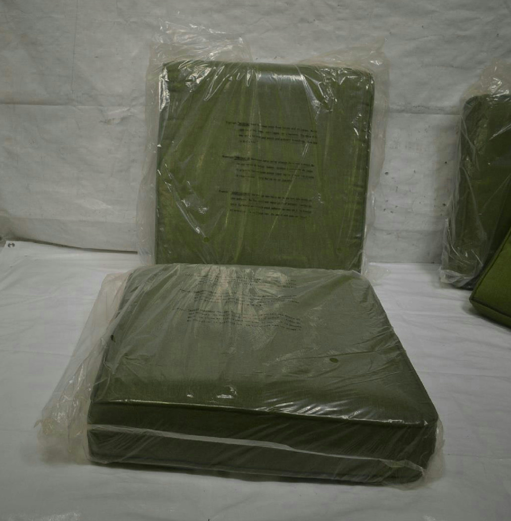Hampton Bay Pembrey Replacement Outdoor Lounge Chair Cushion 2 Pack Ebay