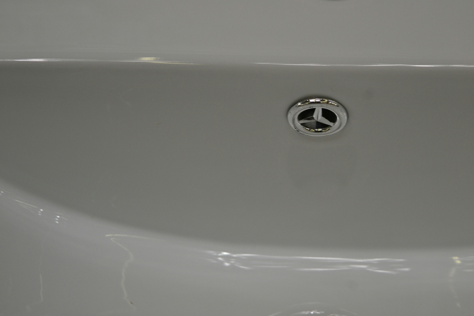 Hook up bathroom sink