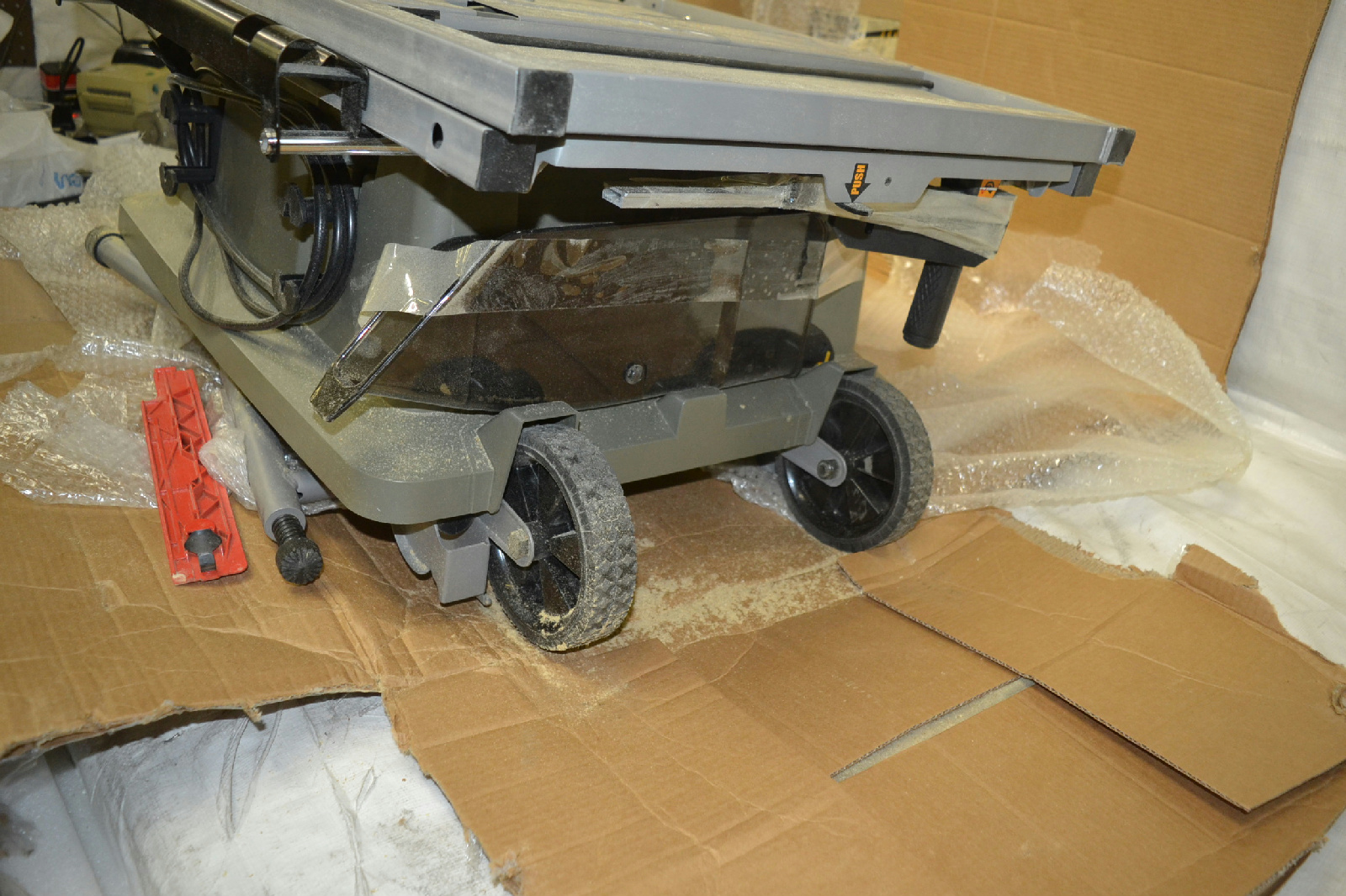 About us for 13 amp table saw