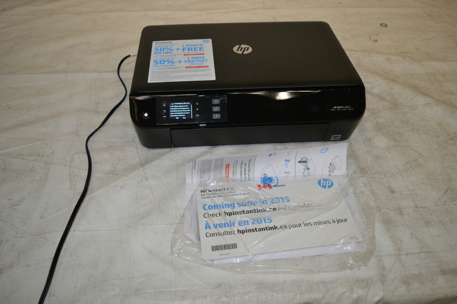 How to connect hp envy 4500 to wifi | learn how to connect wireless printer via wifi For reliable and affordable technical support service contact us.