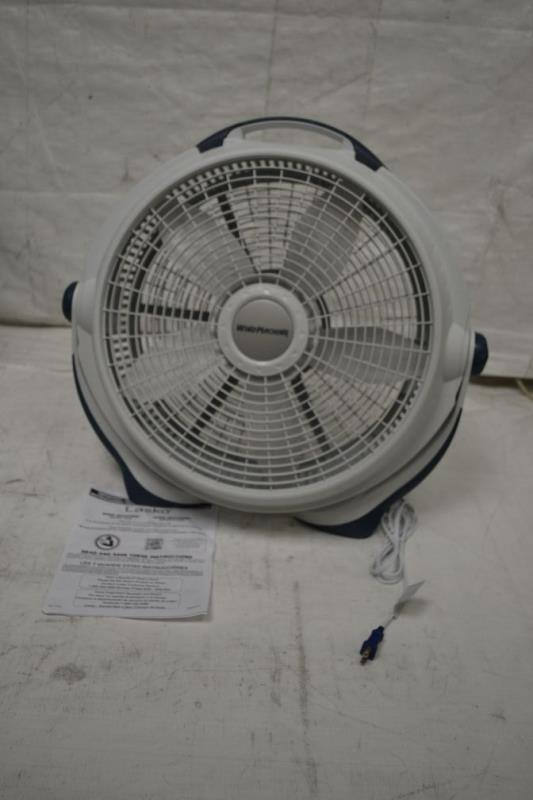 lasko wind machine parts