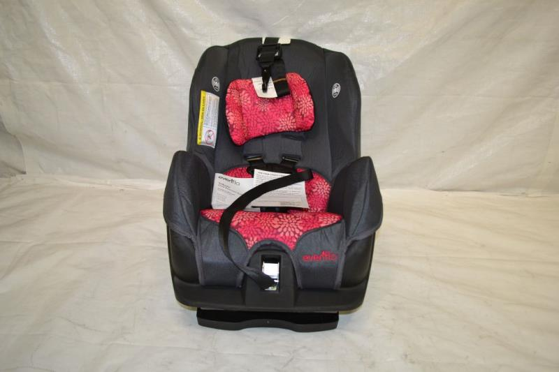 evenflo tribute lx convertible car seat pink mums. Black Bedroom Furniture Sets. Home Design Ideas