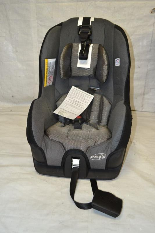 evenflo tribute lx convertible car seat saturn ebay. Black Bedroom Furniture Sets. Home Design Ideas