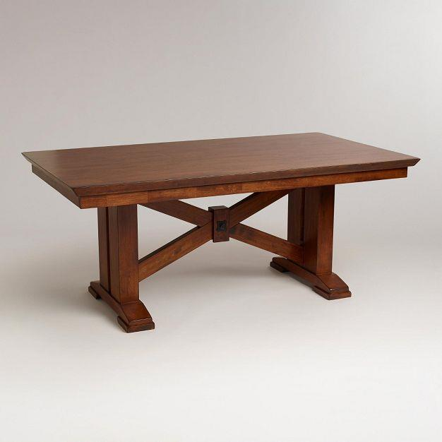 INCOMPLETE Lugano Dining Table - World Market