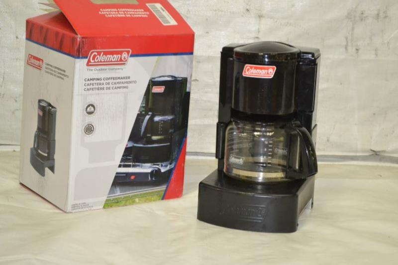 Coleman Coffee Maker Camping : Coleman Camping Coffee Maker eBay