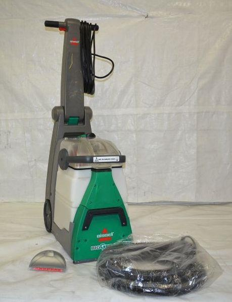 bissell big green cleaning machine professional grade carpet cleaner