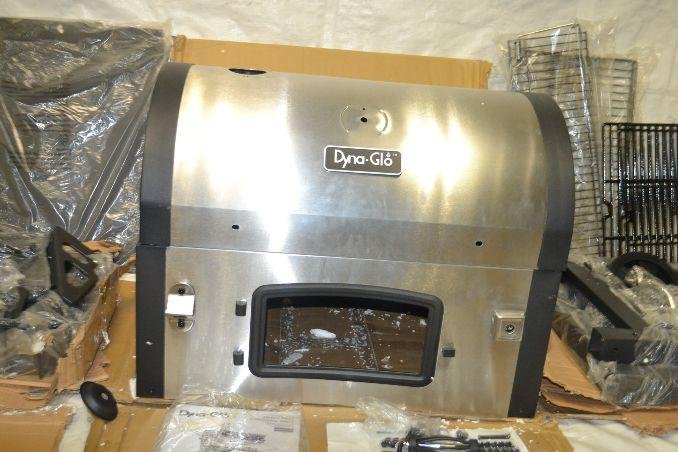 Dyna Glo Dgn486snc D Heavy Duty Stainless Charcoal Grill
