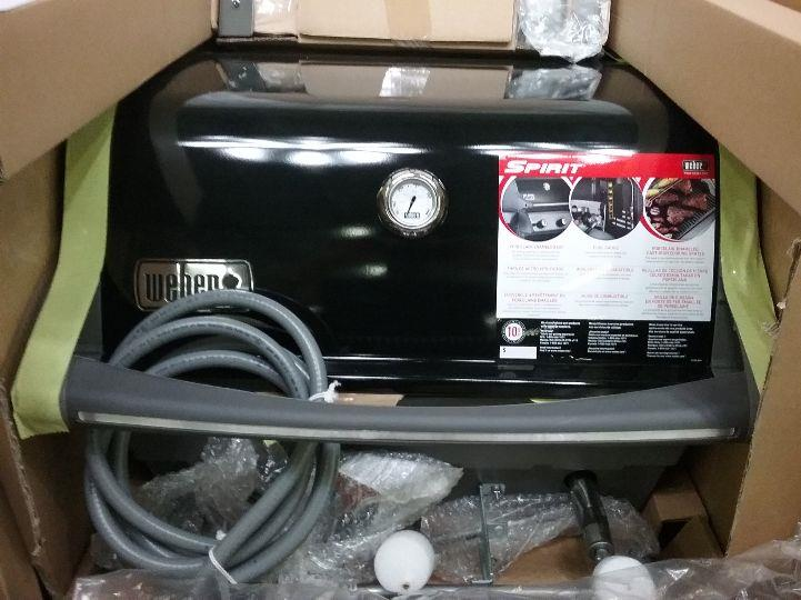 weber spirit e 310 natural gas grill manual