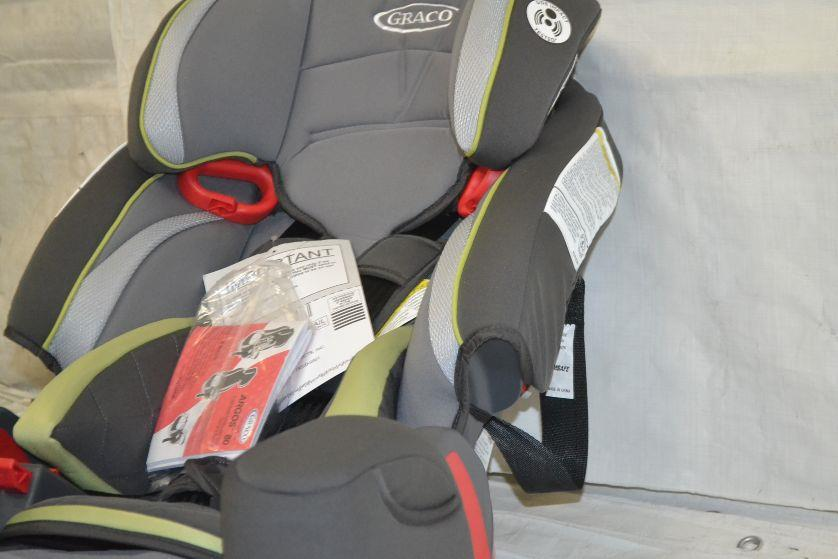 graco argos 80 elite 3 in 1 car seat go green ebay. Black Bedroom Furniture Sets. Home Design Ideas
