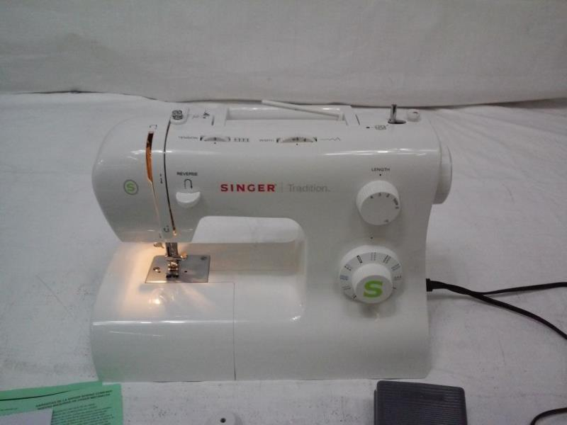 singer 2277 tradition essential sewing machine