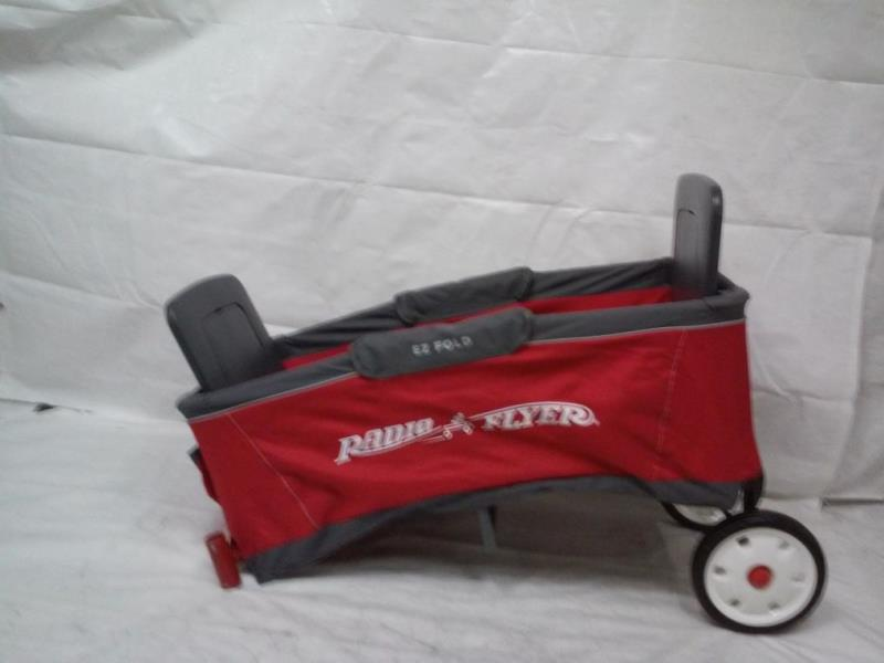 Radio Flyer Kid S Ultimate Ez The Best Folding Wagon Ride