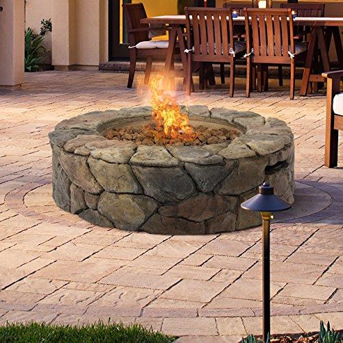 best choice products design pit outdoor home