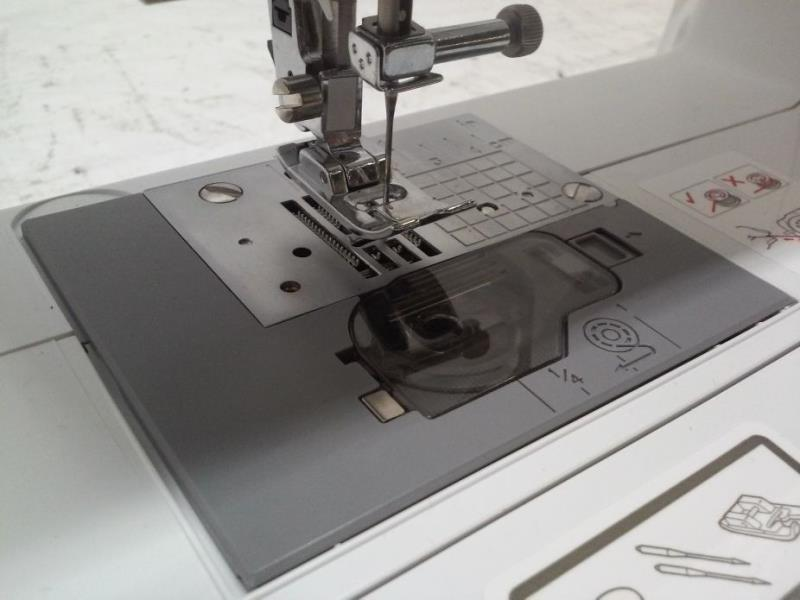 25 stitch free arm sewing machine