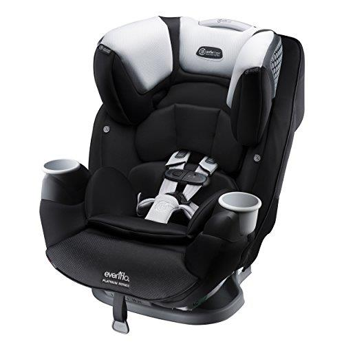 evenflo safemax platinum all in one convertible car seat ebay. Black Bedroom Furniture Sets. Home Design Ideas